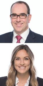 Jason Wadden & Sarah Stothart