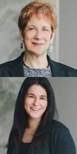 Rachel Blumenfeld & Marni Pernica